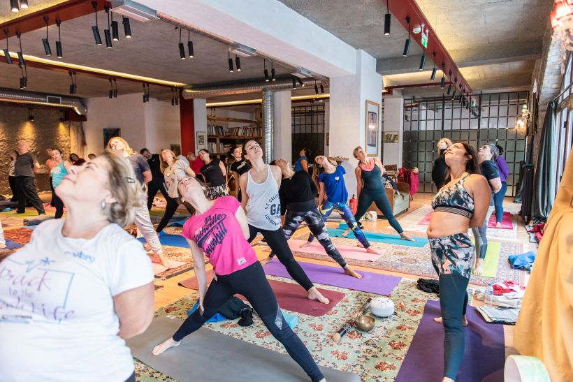 Yoga Retreat Montanema Agrafa