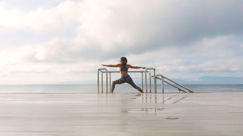yoga retreat therapy Thermae Sylla Spa