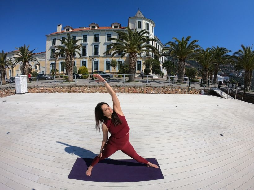 Yoga Retreat at one of the Best Spas in the World, Therma Sylla March 23-25, 2019