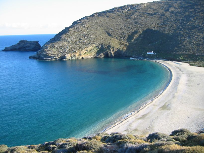 yoga retreat Onar Andros