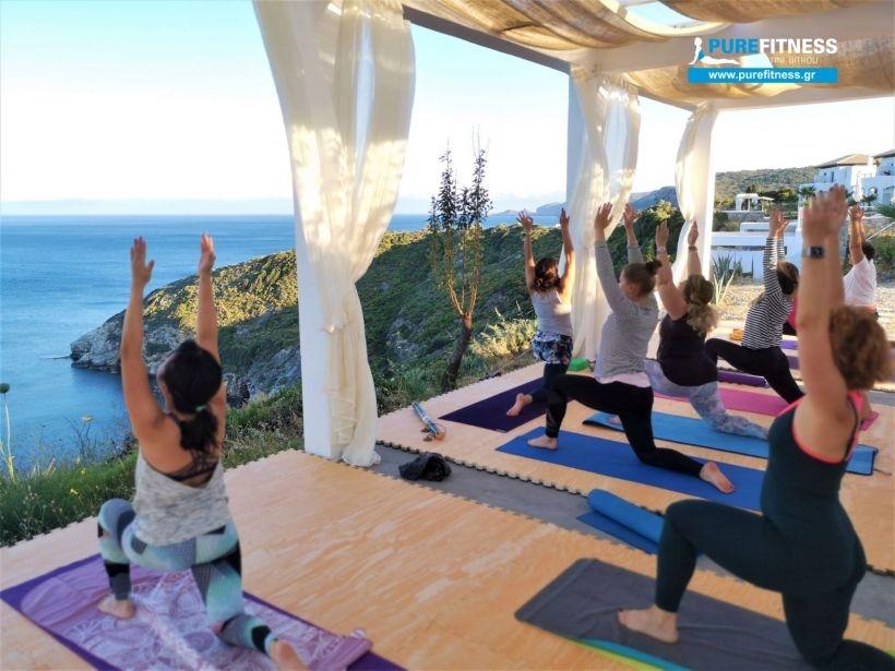 Ένας Μοναδικός Προορισμός για Yoga Retreat, τα Εναλλακτικά Κύθηρα