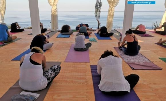 A Unique Yoga Retreat Destination: Alternative Kythera