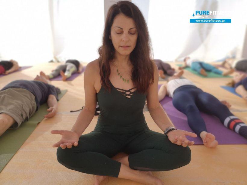 Yoga Retreat Kythira