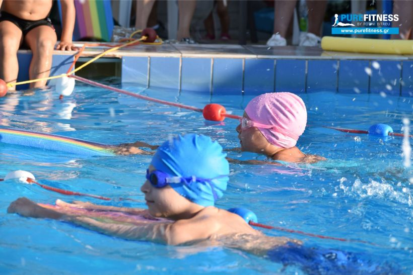 swimming lessons Aegina