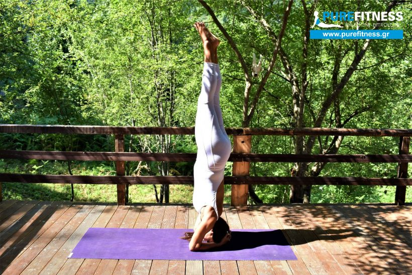 mountain yoga retreat