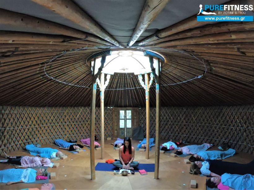 Onar Andros Yoga Retreat