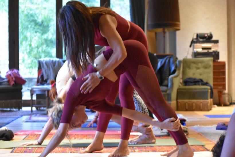 Yoga Retreat στο Φυσικό Περιβάλλον των Αγράφων, 11-13 Οκτ. 2019 με τη Φωτεινή Μπήτρου