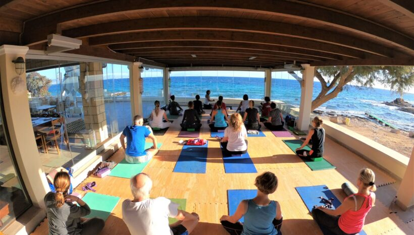 3 Days Yoga Retreat in Aegina Island Greece 14-16 May 2021