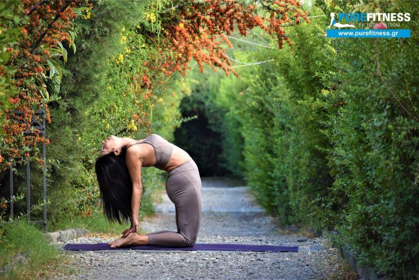Yoga Retreat Monemvasia Kinsterna