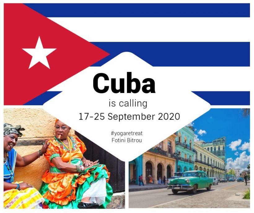 Yoga Retreat Cuba