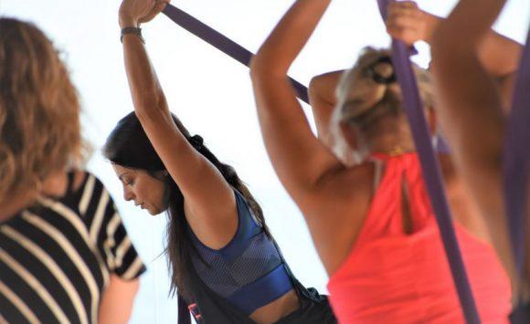 Yoga Retreat δίπλα στη Θάλασσα, στην Αίγινα, με την Φωτεινή Μπήτρου
