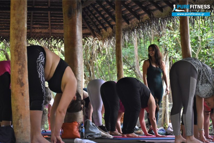yoga retreat Sri Lanka
