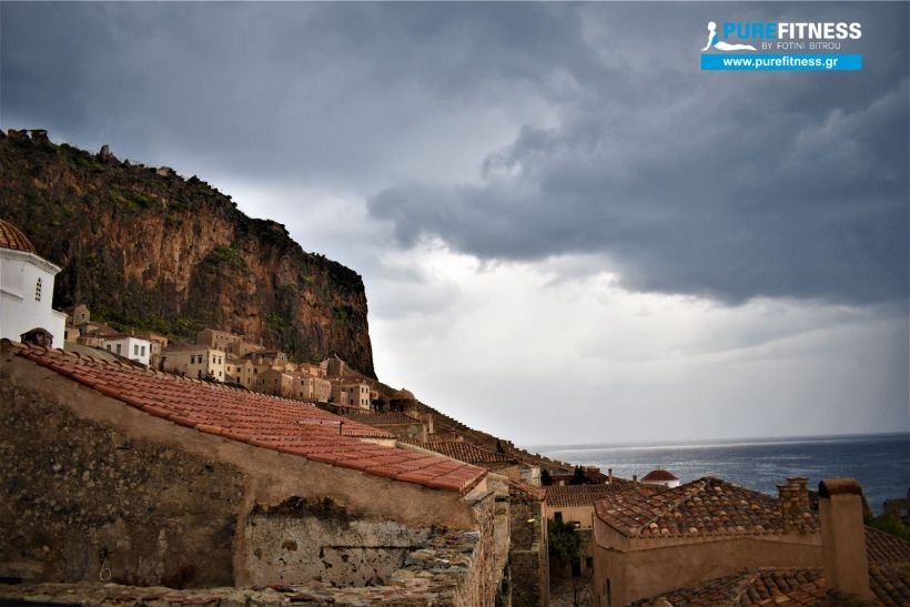 yoga retreat Monemvasia