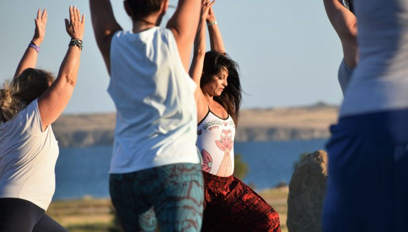Yoga Retreat in Lemnos, a Surprise Island