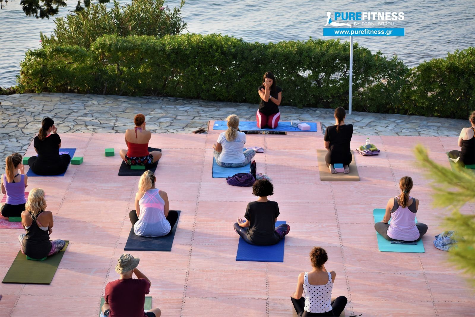 yoga Retreat Aegina