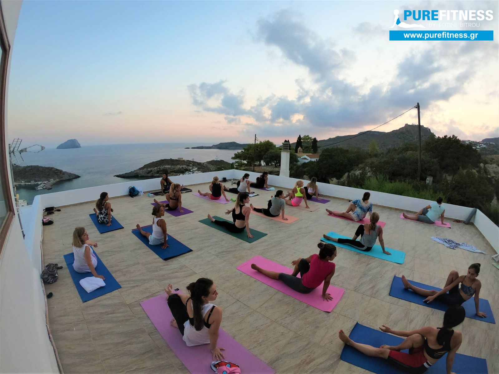 Yoga Retreat Kythira