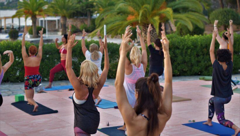 3ημερo Detox Yoga Retreat στην Αίγινα , 5* LaLiBay Resort & Spa 24-26 Σεπτ. 2021