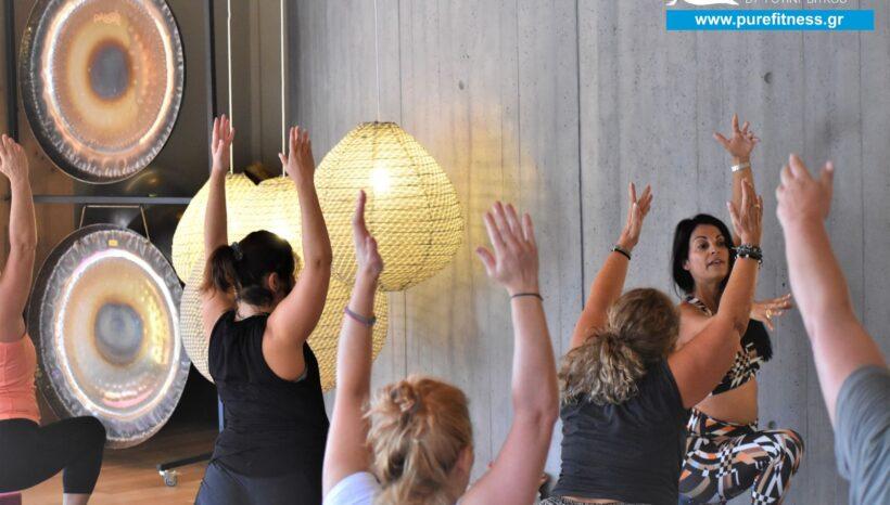 Yoga Retreat στον Μυθικό Μυστρά, Euphoria Retreat 5*,  12-14 Νοεμβρίου 2021