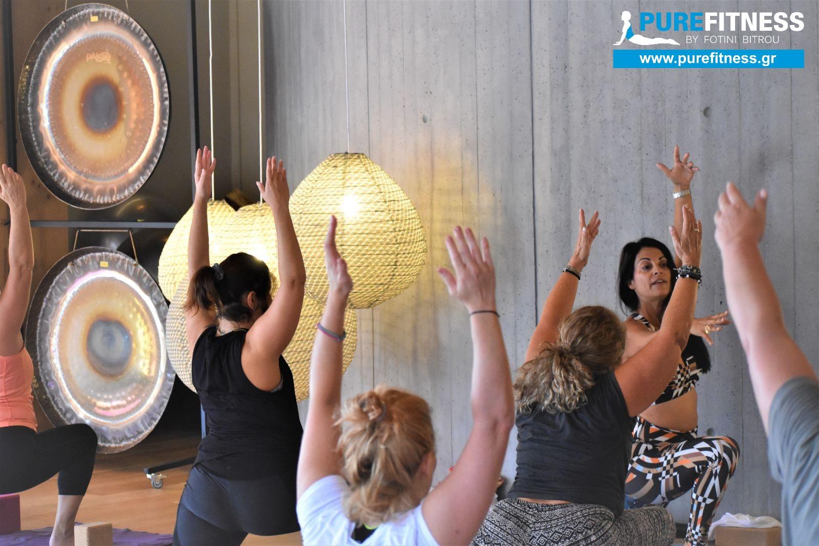 Yoga retreat Mystras Euphoria