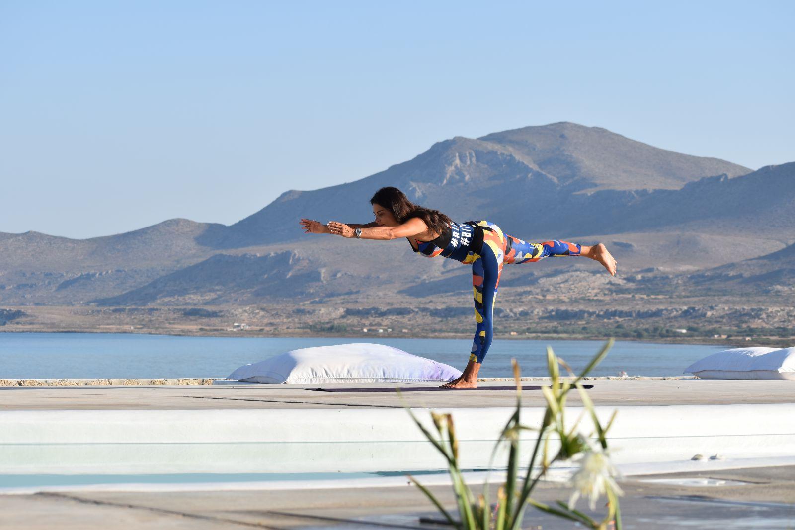 Yoga Retreat Elafonisos