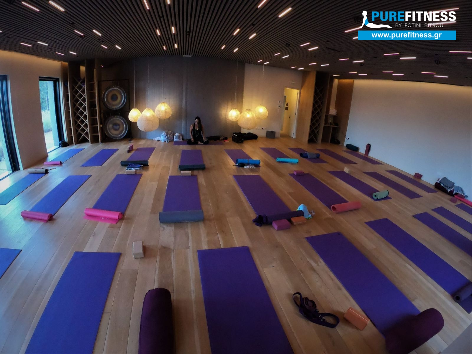 Yoga Retreat Euphoria Mystras