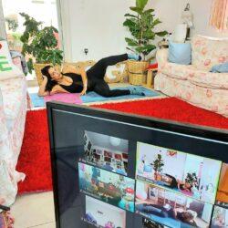 7 Tips γνωριμίας με το Ζoom για Yoga & Pilates