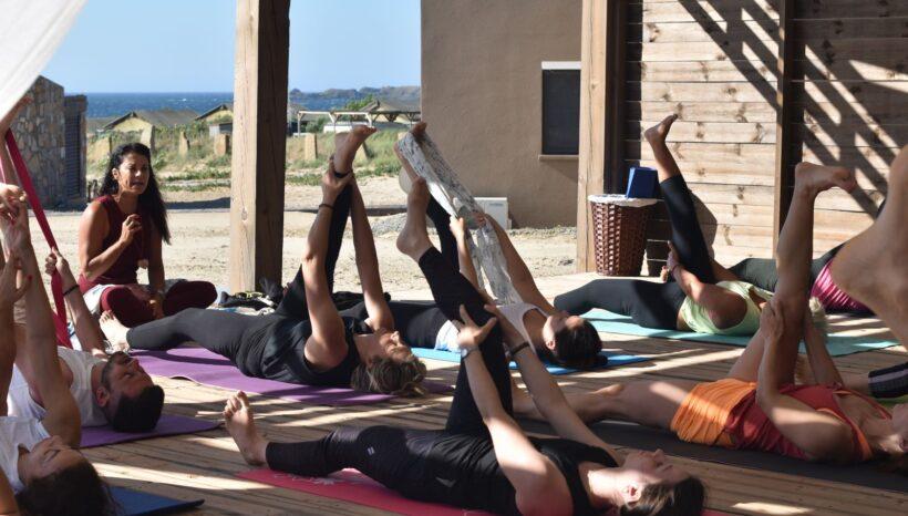 Wellness Yoga Retreat στο Νησί με την Άγρια Φύση, Λήμνος 15-19 Σεπτεμβρίου