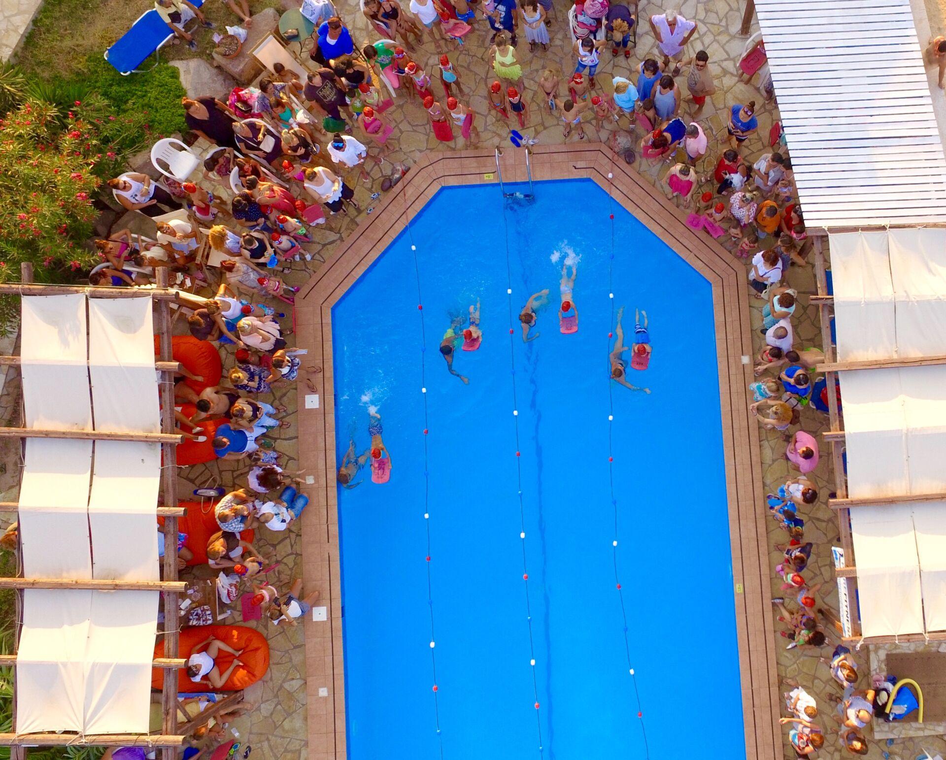 swim lessons Aegina