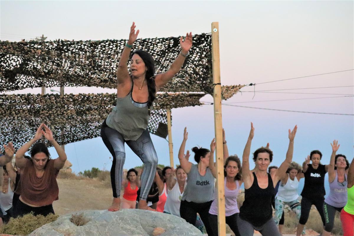 Yoga Retreat Astypalea
