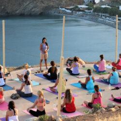 Yoga Retreat στην Πεταλούδα του Αιγαίου, Αστυπάλαια Ιούνιος 2021