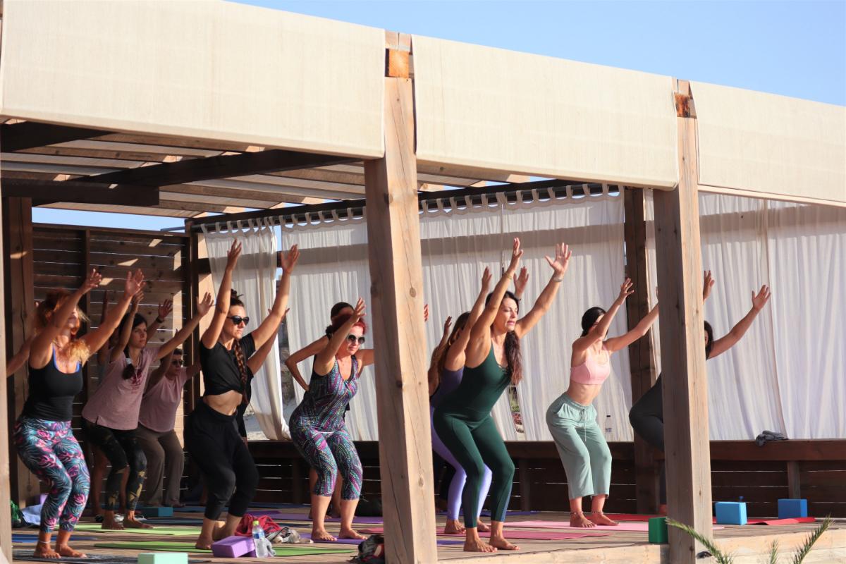 Yoga Retreat Limnos