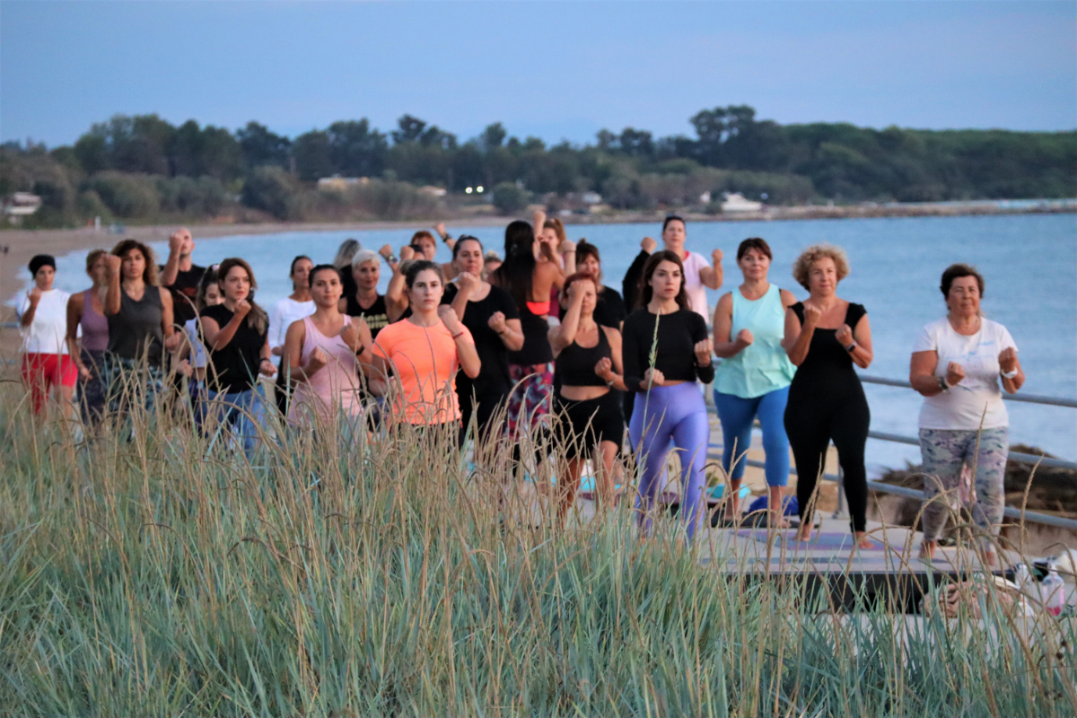 Yoga Retreat Dexamenes Kourouta