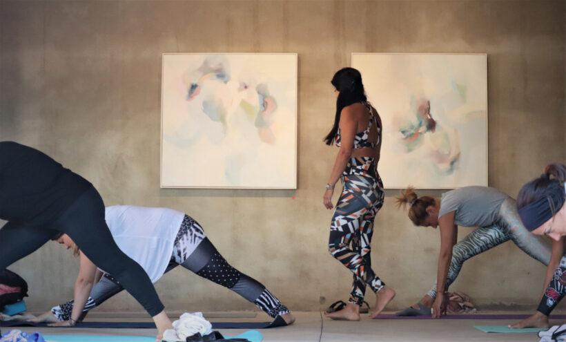 Yoga Retreat στις Μαγευτικές Dexamenes Seaside Hotel, Οκτώβριος 2021