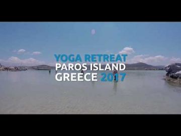 Yoga Retreat in Paros island Greece