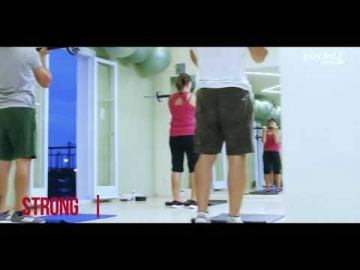 BODY PUMP at Kouros Gym Aegina