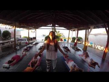 Yoga Retreat in Ikaria island Greece June 2017