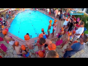 Swimming Lessons in Aegina island Greece by Fotini Bitrou