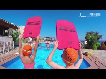 Sunmmer Swimming Lessons in Aegina island Greece