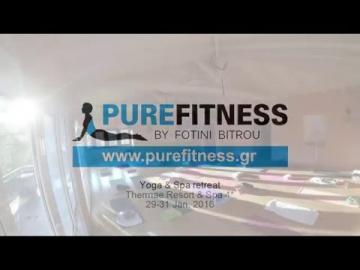 Yoga & Spa retreat at Thermae Resort & Spa Platystomo by Fotini Bitrou