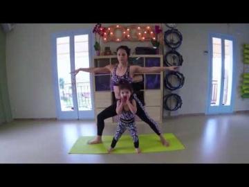 Baby Yogi & Mom