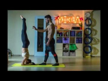 Kouros Gym in Aegina island Greece - promo video