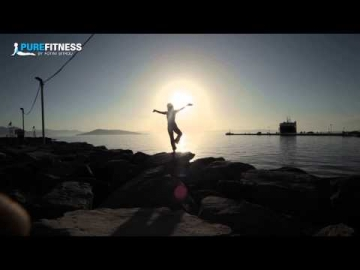 Tree Pose Yoga Pose by Fotini Bitrou - Pure Fitness