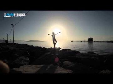 Tree Pose Yoga Pose by Fotini Bitrou - Pure Fitness