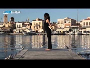 Mundra Yoga Pose by Fotini Bitrou - Pure Fitness