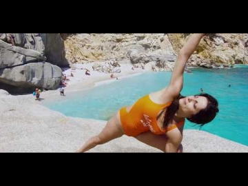 Yoga promo Video for bdtk in Ikaria Greece