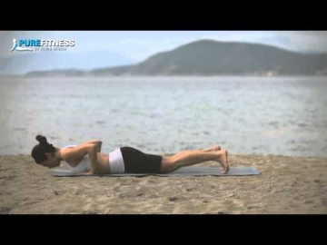 Kneeling Lunge Yoga Pose by Fotini Bitrou - Pure Fitness