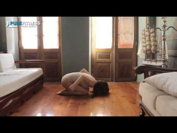 Child Yoga Pose by Fotini Bitrou - Pure Fitness