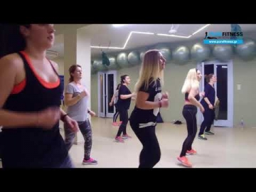 Zumba in Aegina island by Kouros Gym