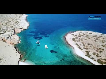 a Day cruise to Koutsomitis & Kounoupes islands in Astypalea